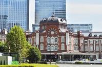 Tokyo Station Marunouchi North Exit Stock photo [2997882] Tokyo