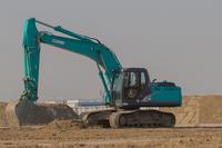Excavator Stock photo [2999228] Excavator
