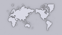 World map (blank map) [3000815] Map