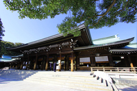 Meiji Shrine Stock photo [3001331] Meiji