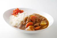 Curry Rice and Fukujinzuke Stock photo [3002656] Classic