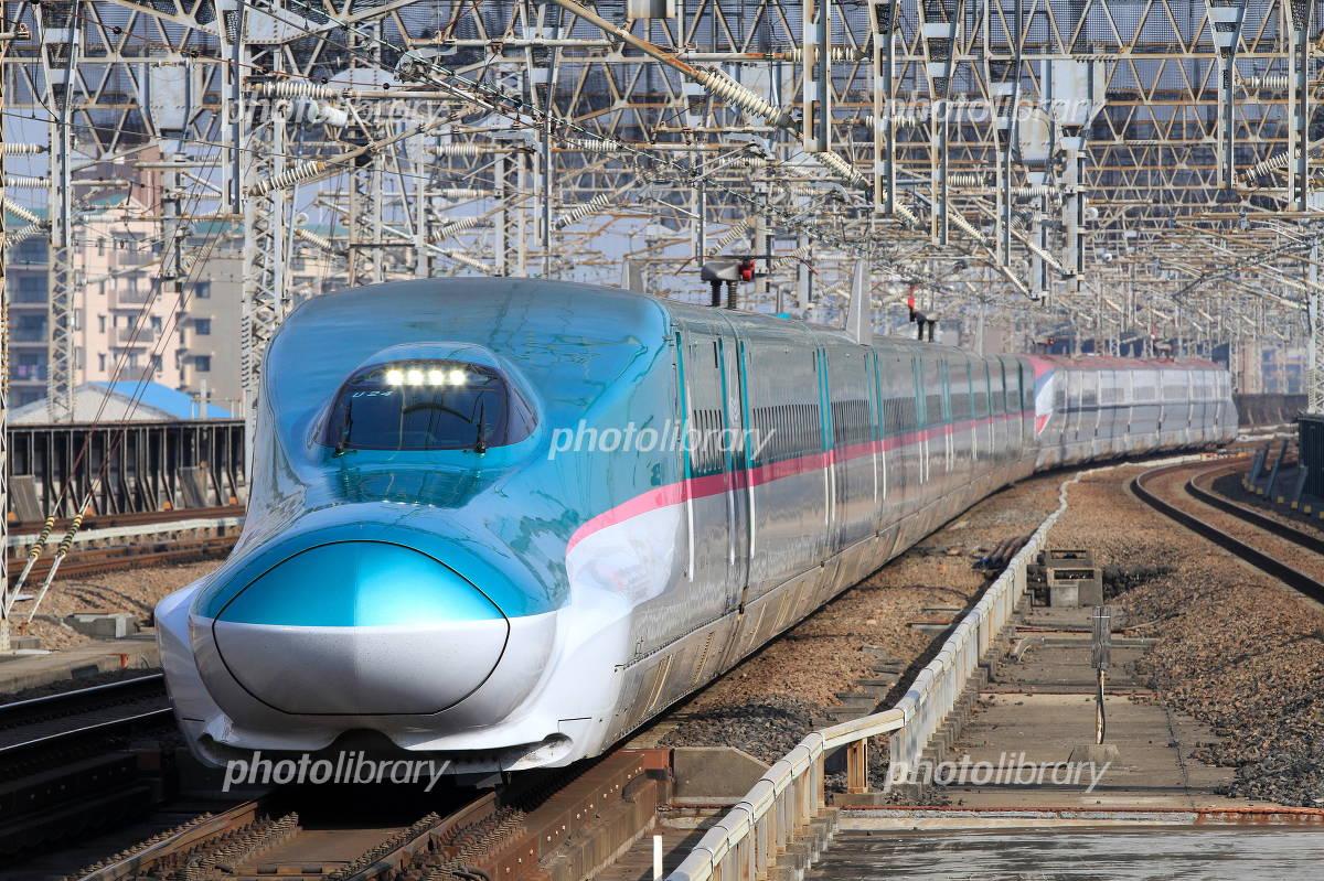 E5 Shinkansen Yamabiko Photo