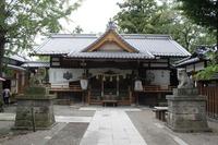 Sanada shrine Stock photo [3080948] Nagano