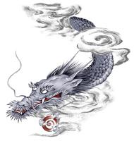 A dragon [3084402] Dragon