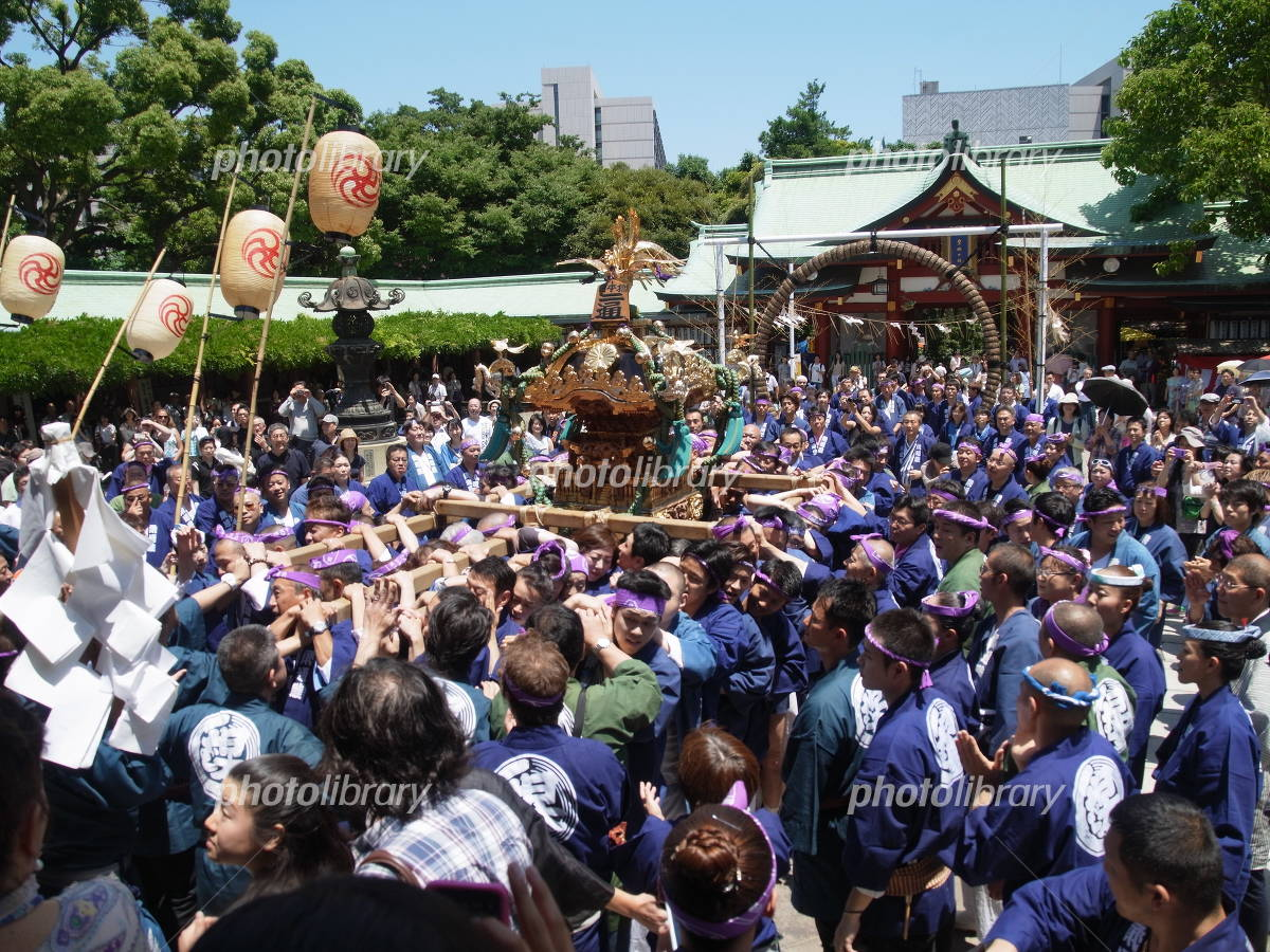 Sanno Festival Photo