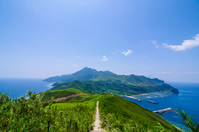 View from Furii dake Stock photo [3173321] Kuchinoshima