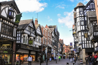 United Kingdom Chester Stock photo [3178944] United