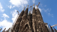 Sagrada Familia Stock photo [3181472] Spain