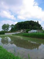 Tumulus of Suiko Stock photo [3182752] Suiko