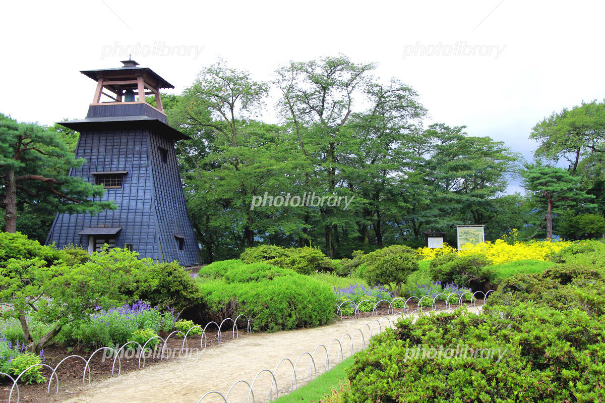 Numata Castle Photo