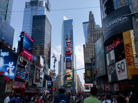 New York Times Square Stock photo [3281043] Times