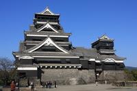 Kumamoto Castle Stock photo [3285088] Kumamoto