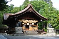 Nagano Suwa Taisha Shimosha AkiMiya Stock photo [3289439] Shimosha