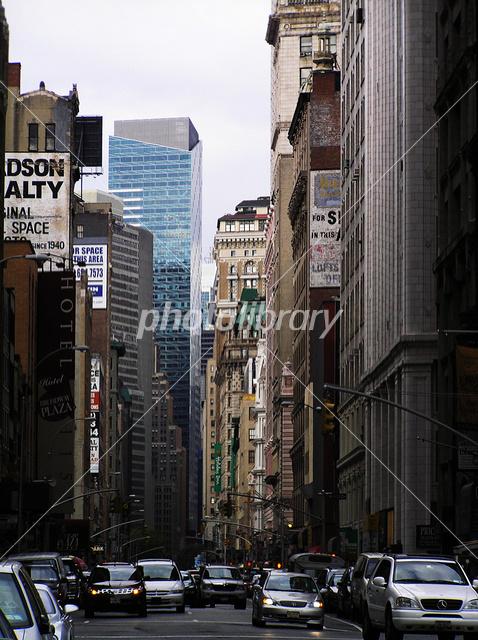 Avenue of New York NY Photo