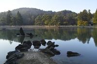 Oizumi pond Mōtsū-ji Stock photo [3380247] Pure