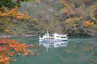 Shogawa pleasure boat Stock photo [3386384] Toyama