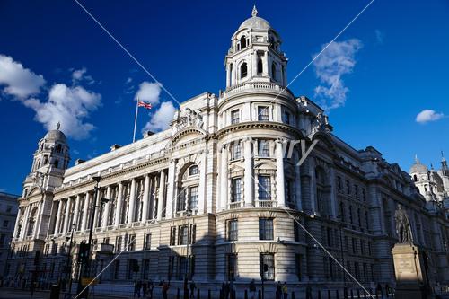 ロンドン 旧英国陸軍省ビル 写真...