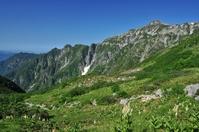 Name peak of fine weather, Hida Mount Kasa Stock photo [3467496] Bamboo
