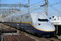 Joetsu Shinkansen Stock photo [3467871] E4