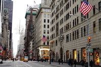 New York Fifth Avenue Stock photo [3469185] America