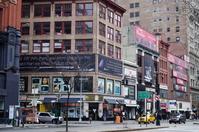 New York street corner Stock photo [3471019] America