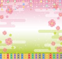 Hinamatsuri background [3473100] Hinamatsuri
