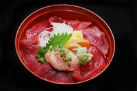 Tuna bowl Sushi