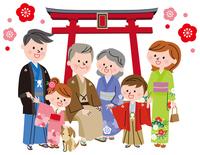 Kimono family [3474504] Dogs