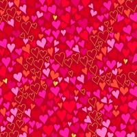 Heart red background [3476520] Valentine