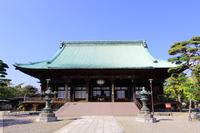 Gokokuji main hall Stock photo [3564829] Gokokuji