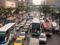 Congestion of Bangkok Stock photo [3565261] Thailand