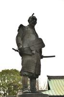 Toyotomi Hideyoshi public statue Stock photo [3582272] Toyotomi