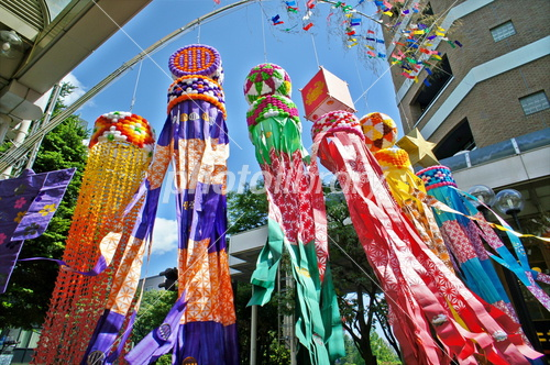 Sendai Tanabata Festival Photo