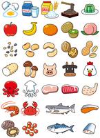 Food allergy [3683705] Allergy