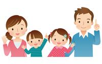 Cute family [3685233] Cute