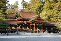Shiga Prefecture Taga Taisha Stock photo [3687886] Taga