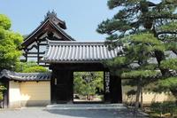 Kyoto Ashikaga shogunate family temple Tōji-in Stock photo [3792363] Tōji-in