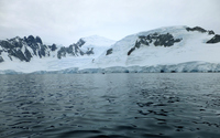 Iceberg of Aulnay Harbor Antarctica Stock photo [3796326] Antarctic