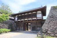 Komoro Castle Otemon Stock photo [3799972] Otemon