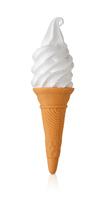 Soft cream cutout image Stock photo [3801190] Soft-serve