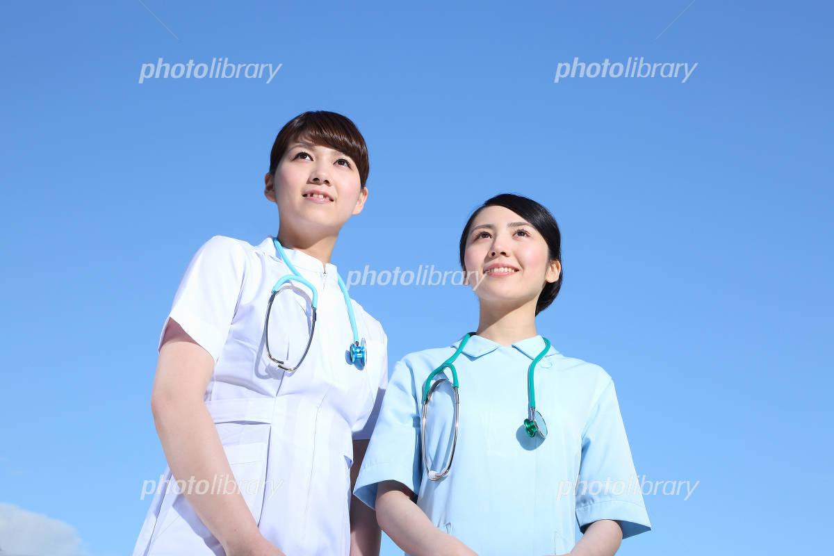 Young woman nurse Photo