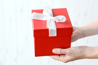 Pass the gift Stock photo [3899224] Present