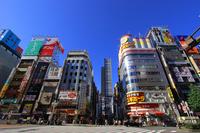 Shinjuku Kabukicho Stock photo [3899678] Kabukicho