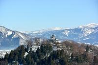Echizen Ono Castle Stock photo [3902303] Echizen