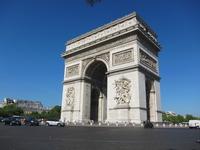 Arc de Triomphe Stock photo [3904251] France
