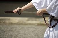 Japanese sword Stock photo [3906736] Sword