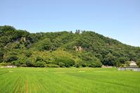 Shinfu-jo panoramic view Stock photo [3906861] Shinfu-jo