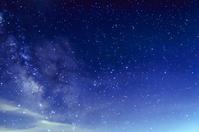 Night sky of summer Stock photo [3908443] Milky