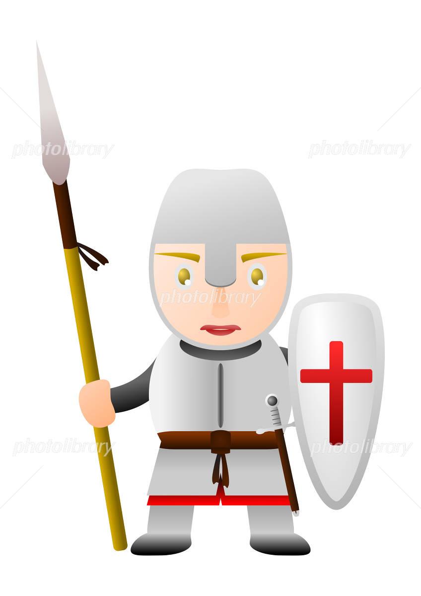 十字軍 第1回~第3回十字軍 イラスト イラスト素材 [ 3987767 ...