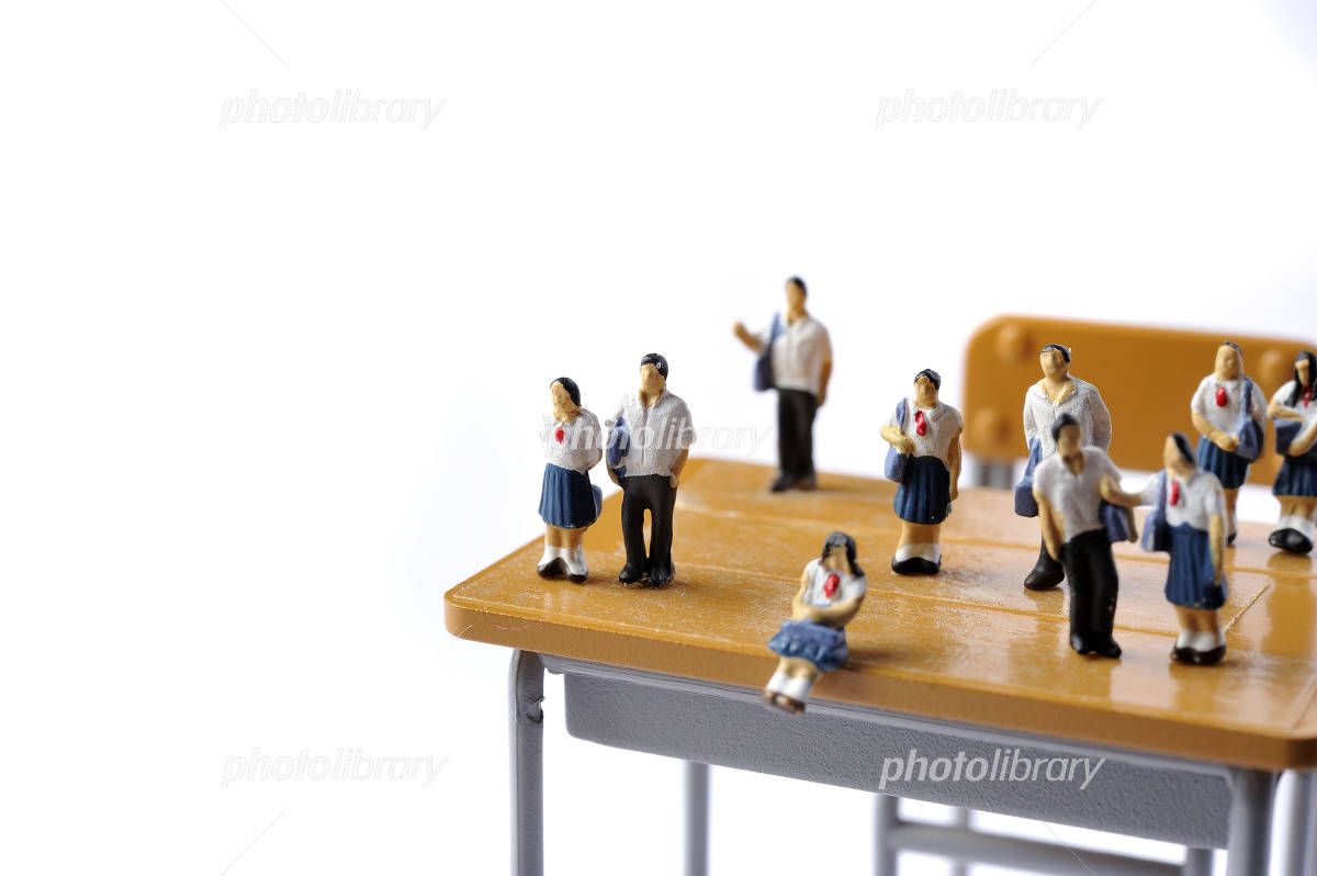 School desk student Photo